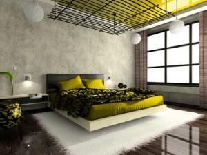 komplett Schlafzimmer vom Designer