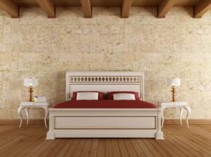 Vintage - ein Schlafzimmer-Trend 2013